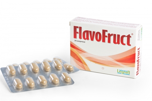 Flavofruct compresse