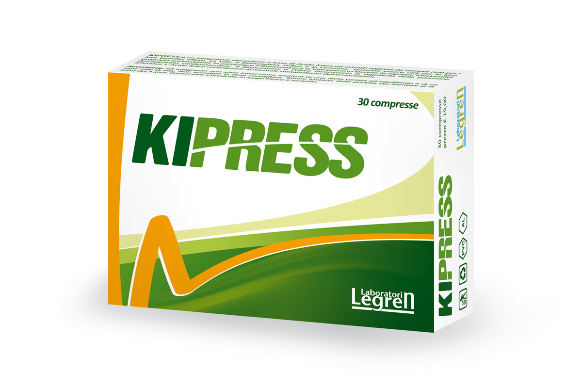 KIPRESS compresse